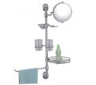 Полка FRAP 1925  функциональная, для ванны - 1025