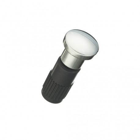Заглушка для рейлинга стандарт хром Lemax - 1