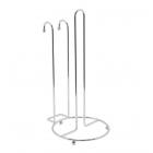 Держатель для бумажных полотенец вертикальный (навесная / настольная) хром Lemax - 1297
