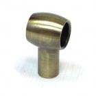Крепеж для рейлинга фигурный бронза Lemax - 1321
