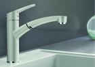 Смеситель для кухни с выдвижным душем  BLANCO NEA-S - 1406