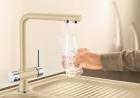 Смеситель для кухни с функцией фильтрации воды  BLANCO FONTAS - 1410