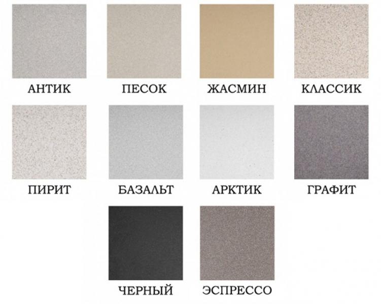 Мойка  GRANULA   5301 - 2