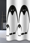 Штора текстильная Bacchetta 180x200 Pinguin - 1771