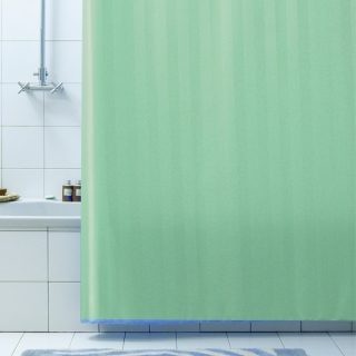 Штора текстильная Bacchetta 180x200 Rigone зел. - 1775