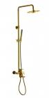 KAISER  34188  бронза   Душевая система с изливом, 3-х режимная - 1849