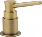 Дозатор встраиваемый  Longran  LD0002 bronze - 1942