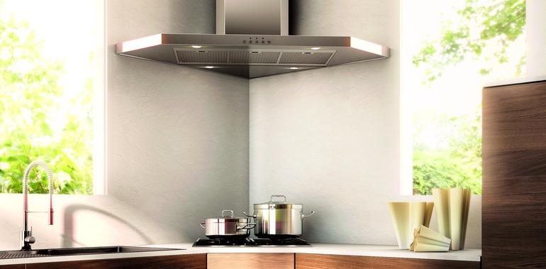 Вытяжка для кухни угловая  Franke  CRONOS - 1