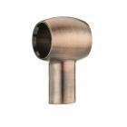 Крепеж для рейлинга фигурный медь Lemax - 2155