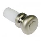 Заглушка для рейлинга фигурная матовый никель Lemax  - 2183