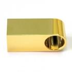 Крепеж для рейлинга золото Lemi (Италия) - 2368