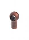 Крепеж для рейлинга классический старая медь  Lemi (Италия) - 2389