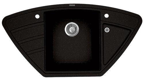 Мойка FLORENTINA Липси-980С (ширина  98см.) - 1