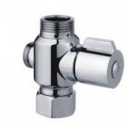 Дивертор для смесителей в ванную поворотный нестандартный Frap BBB - 2852