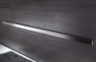 Рейлинг для кухни 90 см модерн нержавеющая сталь Barra Lemi - 2878