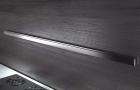 Рейлинг для кухни 180 см модерн нержавеющая сталь Barra Lemi - 2880