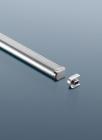 Рейлинг для кухни 120 см модерн нержавеющая сталь Linero 2000 Kessebohmer - 2912