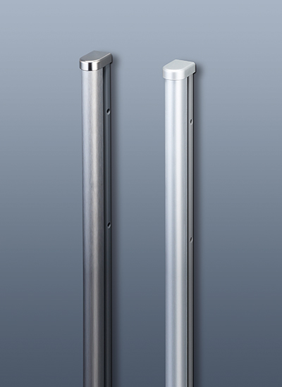 Рейлинг для кухни 90 см модерн (алюминий и хром матовый) Linero 2000 Kessebohmer - 6