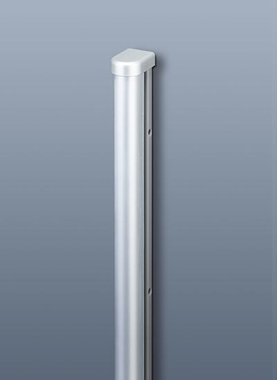 Рейлинг для кухни 120 см модерн (алюминий и хром матовый) Linero 2000 Kessebohmer - 6