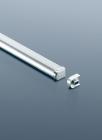 Рейлинг для кухни 120 см модерн (алюминий и хром матовый) Linero 2000 Kessebohmer - 2962