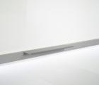 Полка верхняя средняя на рейлинги модерн серый титан Mosaiq. Kessebohmer (Германия) - 3191