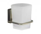 Стакан для зубных щеток стеклянный Exter K-5200 Wasserkraft - 3231