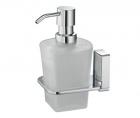 Дозатор для жидкого мыла стеклянный, 300 ml  Leine К-5000 Wasserkraft - 3308
