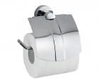 Держатель туалетной бумаги с крышкой Donau K-9400 Wasserkraft - 3355