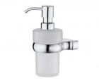 Дозатор для жидкого мыла стеклянный, 200 ml  Berkel К-6800 Wasserkraft - 3391