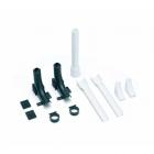 Комплект пластмассовых отводов REHAU для подключения отопительного прибора с помощью труб Flex/Pink (12658791001) - 3613