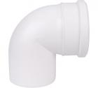 Отводы на 90 град. для канализационных систем с пониженным уровнем шума SINIKON COMFORT - 3669