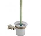 Туалетный ершик FRAP 1410,  настенный, под бронзу - 964