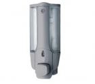 Дозатор жидкого мыла FRAP 407,  матовый пластик, 350 мл - 989