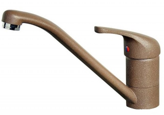 Однорычажный смеситель с поворотным изливом  ELLECI MINERVA
