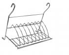 Полка для тарелок хром Lemax - 1285