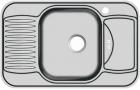 Мойка  UKINOX   COP  775.490 W - 1577