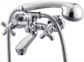 KAISER  Carlson 11044  смеситель для ванны с двумя рукоятками