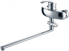 KAISER  Classic 16055 K  Смеситель для ванны однорычажный с длинным изливом - 1694