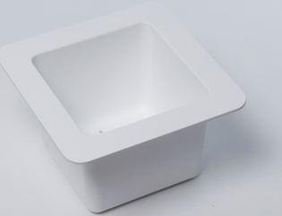 Коландер из пластика для мойки  SCHOCK WATERFALL 60 D - 2