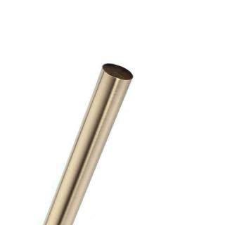 Барная труба для кухни 300 см бронза