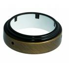 Кольцо фиксирующее для барной трубы античная бронза - 2281