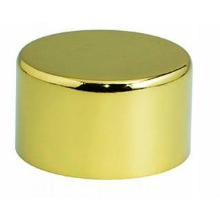 Заглушка декоративная для барной трубы золото