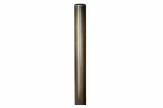 Нога барная поворотная с фиксатором античная бронза - 2350