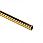Рейлинг для кухни 120 см золото Lemi (Италия) - 2367