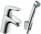 Смеситель с гигиеническим душем Hansgrohe Focus E2 (Германия) - 248