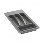 Лоток для столовых приборов в шкаф 30 см (Италия) - 2728