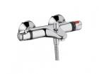 Смеситель для ванны с термостатом, с двумя рукоятками  Frap 3051 - 2822