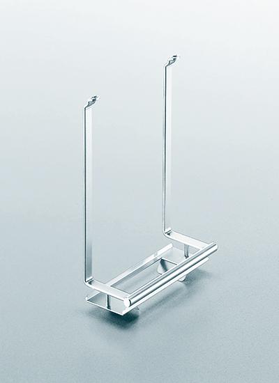 Держатель для фильтров на рейлинги модерн нержавеющая сталь Linero 2000 Kessebohmer - 2