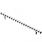 Ручка рейлинг 352 х 12 мм, отделка хром - 3093