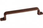 Ручка скоба 128 мм, отделка медь античная Mobilclan (Италия) - 3149